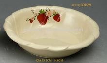 3010W top quality Restaurant Melamine BOWL/BIG SOUP BOWL