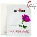 elastik nonwoven nemlendirici v şekli sıkın çene yüz maskesi