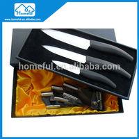 Sharp ktichen ceramic knife for meat cutting knife