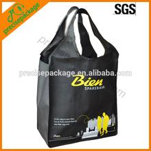 eco friendly reusable shopping bag for women shoulder bag