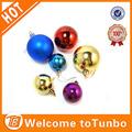 bola de navidad chino del árbol de navidad decoraciones de la calle