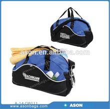royal 600D polyester Duffle bag