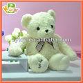 2014 venda quente atacado personalizado de pelúcia macia pelúcia teddy bears nomes