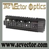 Vector Optics Generalism Alluminum Alloy One Piece Carbine Style ShockProof for AR15 AR 15 M4 RAS Handguard Free Float Quad Rail