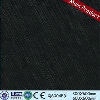 Foshan factory price of 1200x600 ultra thin tile wholesale black glitter floor tiles diamond tech tiles