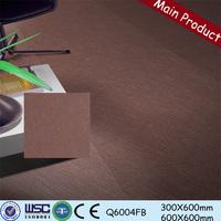 Foshan factory price of 600x600 space decoration dark color tiles gujarat