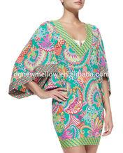 custom print women's beach sarong 2014