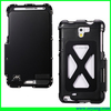 perfect Armor King metal waterproof case for samsung galaxy note 3