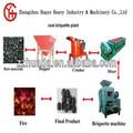 Iso y ce aprobados en polvo mineral de briquetas que hace la línea de producción/del carbón de leña de briquetas de pellets línea de producción
