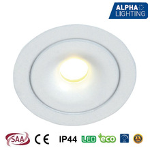 1W super quality IP44 high CRI led downlight 230v