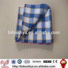 promotional 100% cotton plain coloured tea towel cheap bulk dish towel /kitchen towel