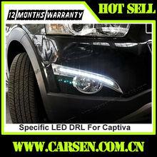Auto Lighting Specific LED DRL For Chevrolet Captiva 2012+