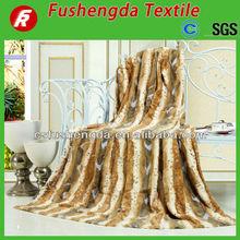 luxury wool plaid blanket throw