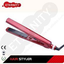 2014 Nice Design No Heat Hair Straightener