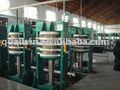 Neumático de la máquina de vulcanización/de goma de la máquina
