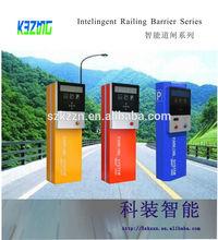 Intelligent Car parking system machine/Brand parking lot management. RFID & Ticket carpark system