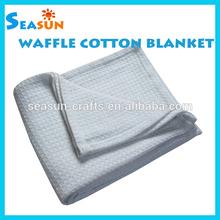 Hot Sale Fashions All Season 100% Cotton Thermal Blanket