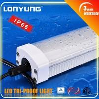 simple handle IP65 1.5m/5ft Tri-proof LED Light lamp 50/60w CE SAA ETL TUV RoHS waterproof led light for swimming pool