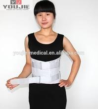 neoprene back support belt/back straightening support belt/orthopedic back support belt