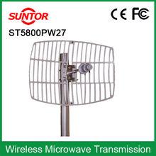 5Ghz outdoor long range directional wifi internet parabolic