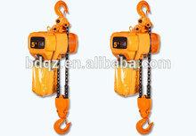 Best quality 5 ton electric chain hoist