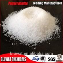 Polyacrylamide, chemicals used in coal washing