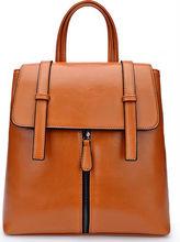 D50188J 2014 KOREAN FASHION NEW DESIGN PREPPY STYLE ZIPPER WOMAN'S BAGS