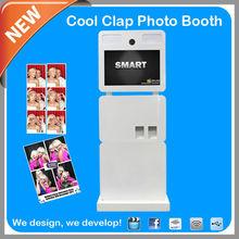 2015 nuevo producto de la diversión fotografía de la boda de DIY Photo Booth alquiler