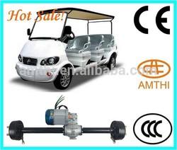 india auto rickshaw motor for passenger, Rear Axle Differential Motor with Shift Function, rickshaw motor 48v, AMTHI