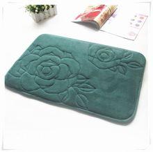 Beautiful updated bath spa mats/Memory foam bath mat_ Qinyi