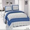 Hot selling soft plaid comforter bedding patchwork quilt sets