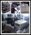 Mini silencioso compresor de aire de la minería diesel compacto del compresor de gnc compresor para uso en el hogar( 2m3/h a 5m3/h)