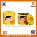 Caja de la lata alimentos de embalaje / ronda de alimentos de embalaje / alimentos de embalaje