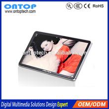 Custom LCD Display, Advertising Screens, 10.1 Inch Digital Signage Software Solutions