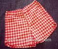 2014 poliéster dry fit custom made senhoras shorts listra