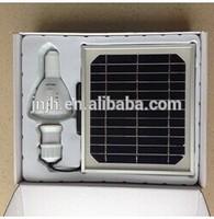 2014 new designed rechargeable emergency solar light