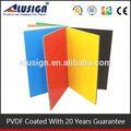 Externe utilisation hot vente métallique décorative panneaux muraux