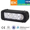 EK Lifetime Warranty 10v-30v DC LED Waterproof Led Flood/spot light bar,Led Work Light Bar,led offroad light bar