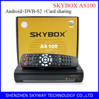 Skybox AS100 Android satellite receiver Android DVB S2 CCC
