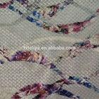 Colorful Stripe Design Combined Sofa Fabric