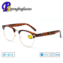Vintage design round reading glasses in High quality