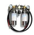 Livraison gratuite nondismantle gx100 nettoyant pour l'auto injecteur de carburant machine de nettoyage gx-100