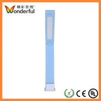 UL CE passed LED foldable table lamp , eye protection lamp, dimmable LED table lamp
