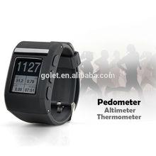 2014 Newest Health Care Smart Wrist Watch Bracelet Sleep Track Sport Running Health Watch