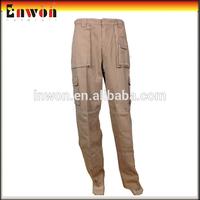 Hot sale winter workwear men's multi-pocket work pants