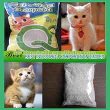 100% nature eco-friendly pine cat litter 10L,Bentonite cat litter,pure pine wood pellet
