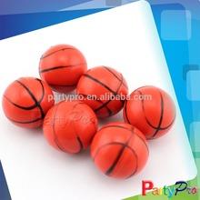 2014 Custom Bouncing Ball Toy Jumping Pop Balls Rubber Basketball Ball