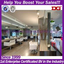 Luxury european custom made beauty nail salon furniture