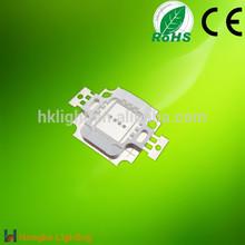 Bridgelux chips 5w 12v green led grow light