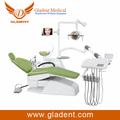 cadeiras de dentista integral controlada extraindo o fórceps